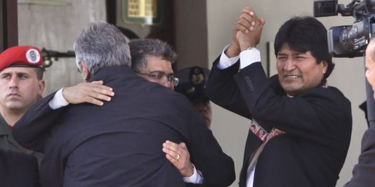 Evo morales accuse washington de pr parer un coup d etat au venezuela et maduro annonce - C est quoi un coup d etat ...