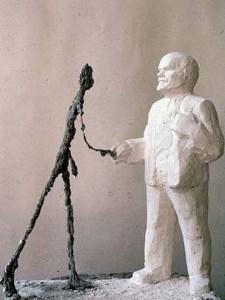 lenin-and-giacometti-leonid-sokov-1987-3601[1]