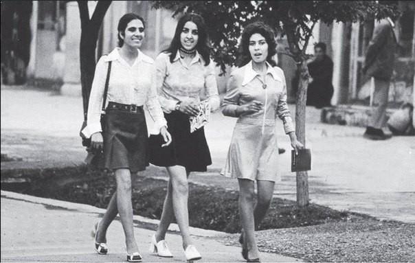Kaboul, années 1960